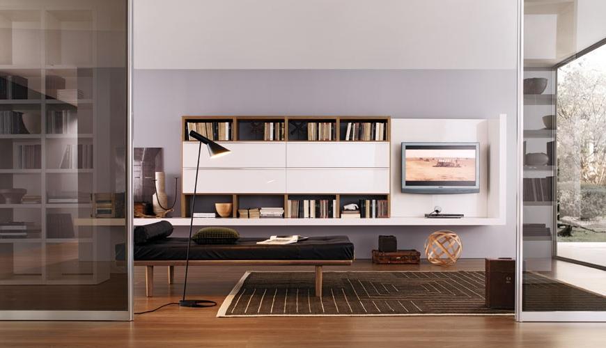 Living Room Wall Units Photos
