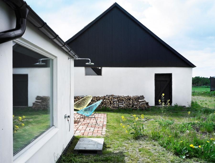 Traditional Scandinavian House Photos