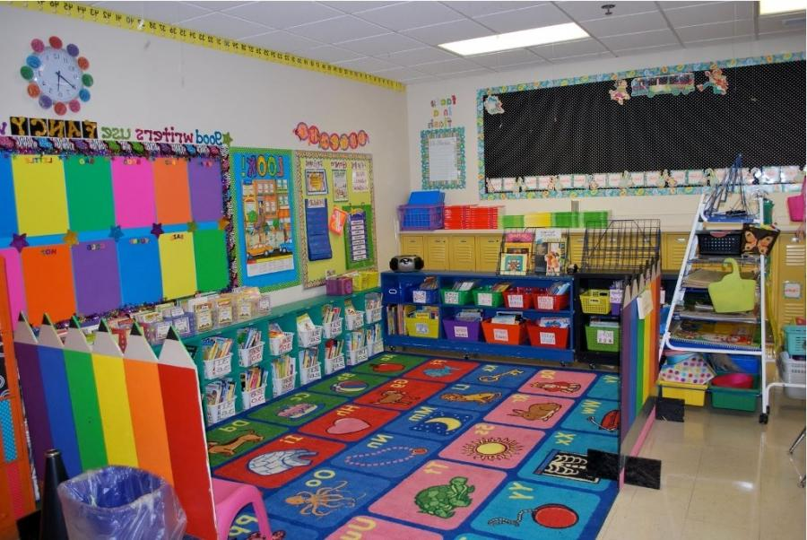 Esl Classroom Decoration Ideas : Photos of decorated classrooms