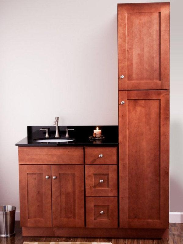 Bathroom Vanity Cabinets Photos