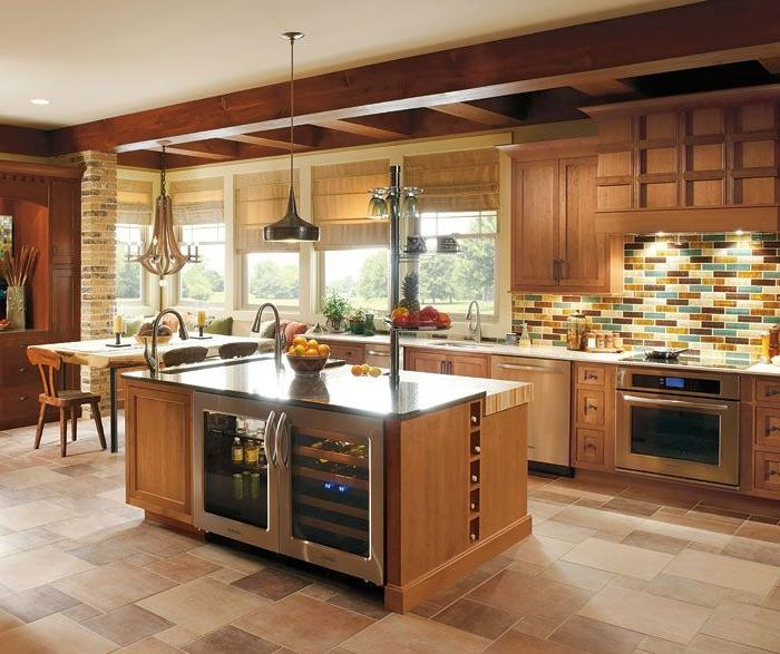 Stock photos kitchens for Kitchen cabinets queens