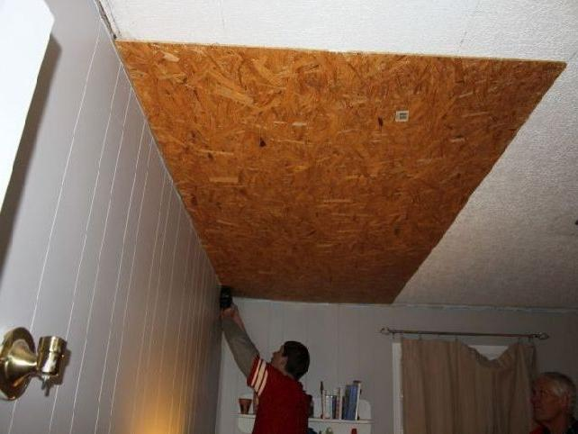 alternative basement ceiling ideas