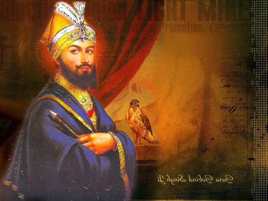 Guru gobind singh ji wallpapers photos - Shri guru gobind singh ji wallpaper ...