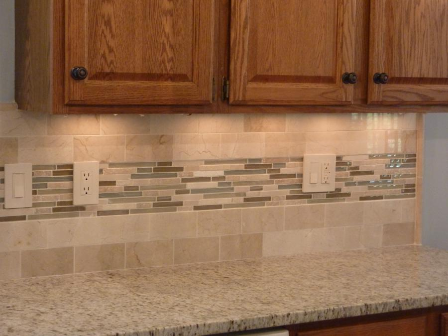 Rustic Tile Kitchen Backsplash Photos