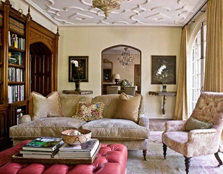 English tudor interior design photos - Tudor style house interior ...