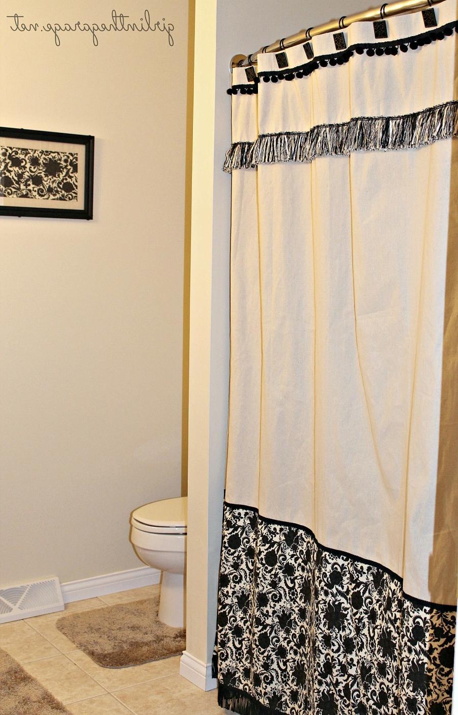Custom Made Shower Curtains Photos