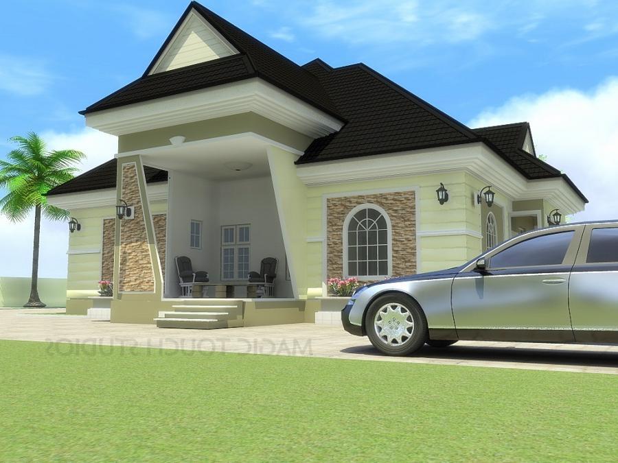 4 Bedroom Floor Plan Nairaland