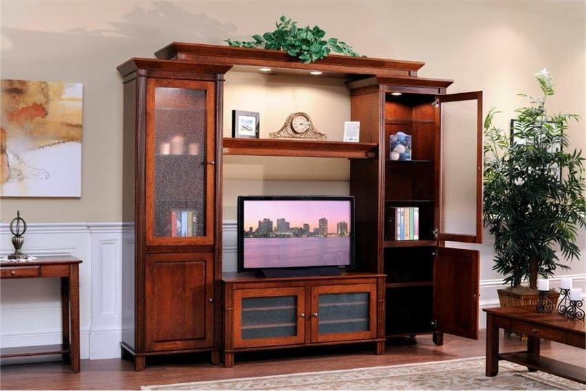Tv Showcase Furniture Design Photo
