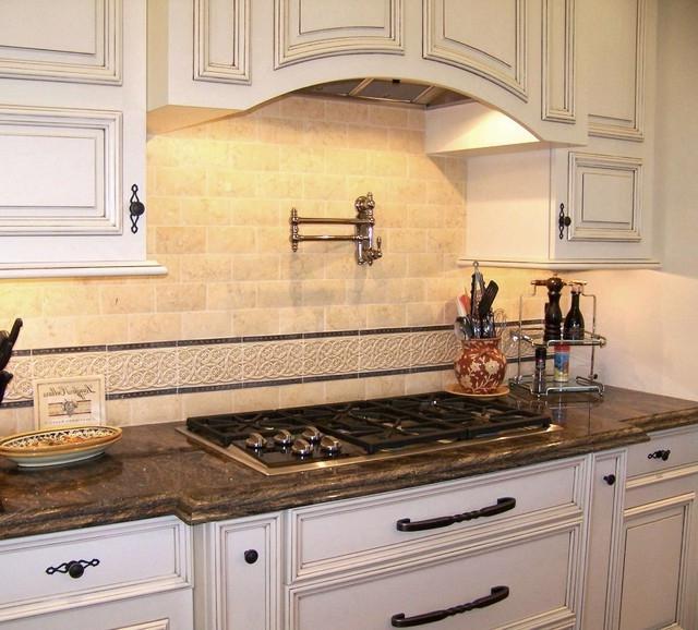 traditional kitchen backsplash photos backsplash detail