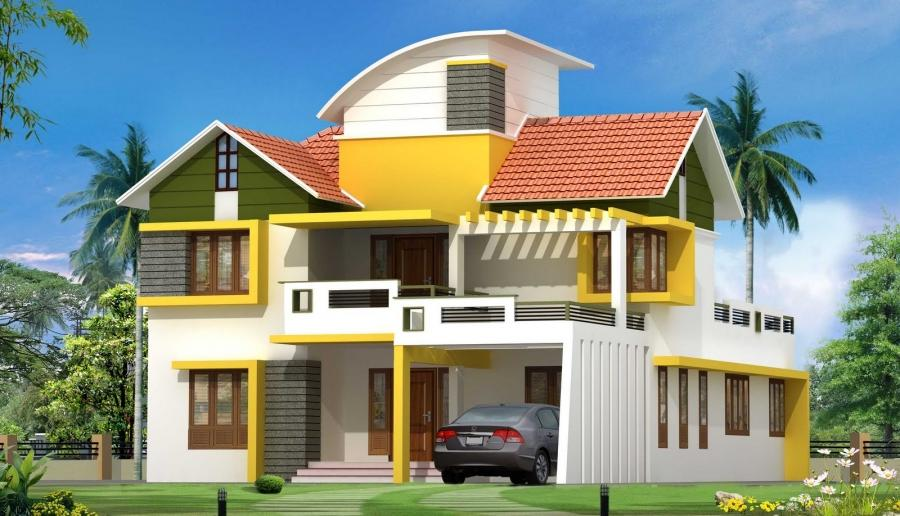 Here Is Floor Plan Of Beautiful Modern Kerala Home Design From...