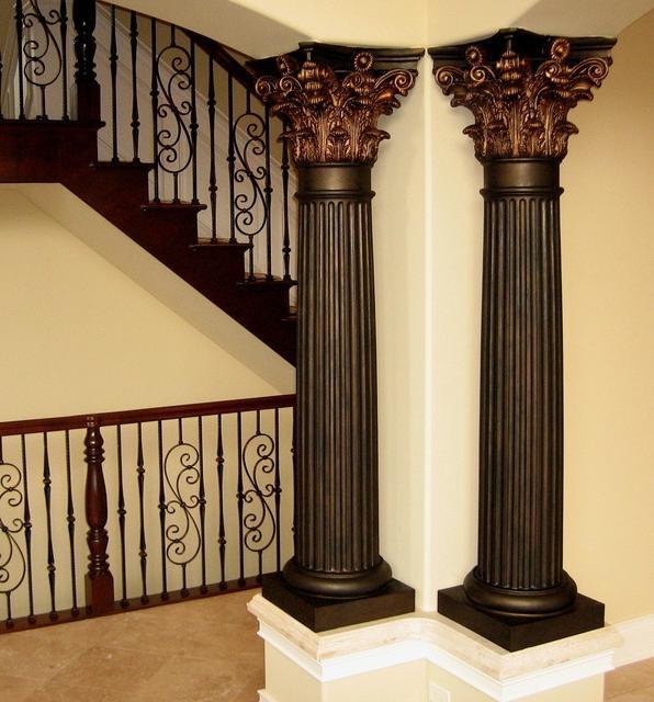 Interior Columns And Pillars : Photos of interior columns and pillars