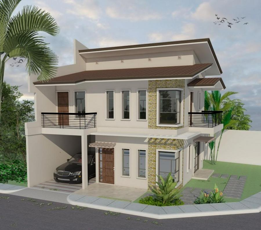 Photos of simple houses in the philippines for Most beautiful house design in the philippines