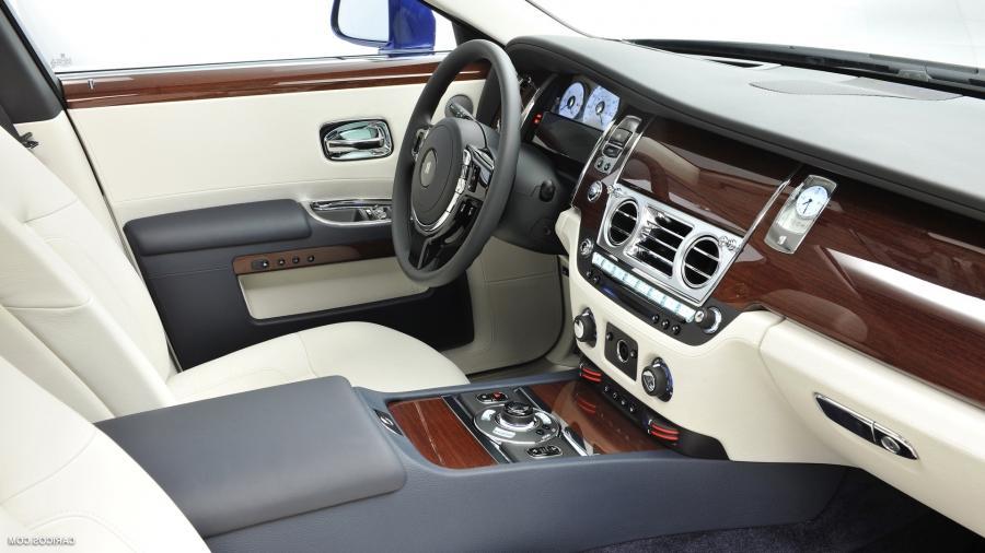 Rolls Royce Phantom Photos Interior