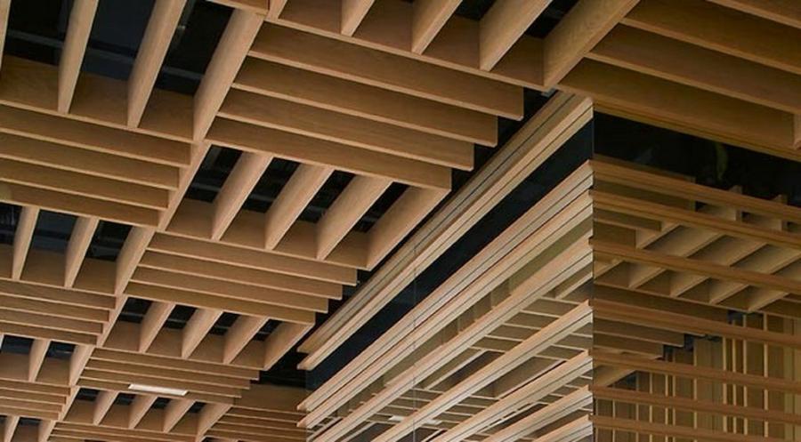 Lattice Ceiling Photos