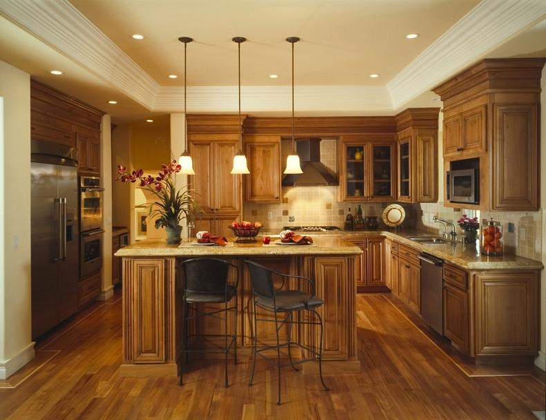 For an inspiring example of the kitchen remodeling process,...