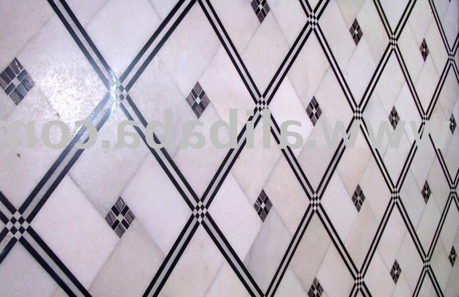 View Product Details: MAKRANA MARBLE WHITE FLOOR