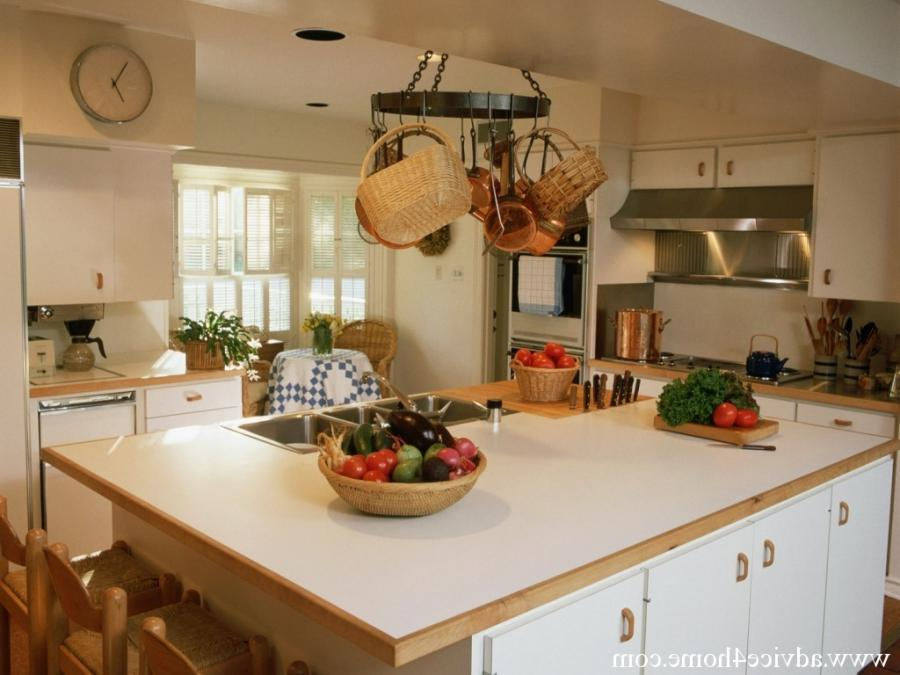 Country style kitchen designs photos for Extreme kitchen designs