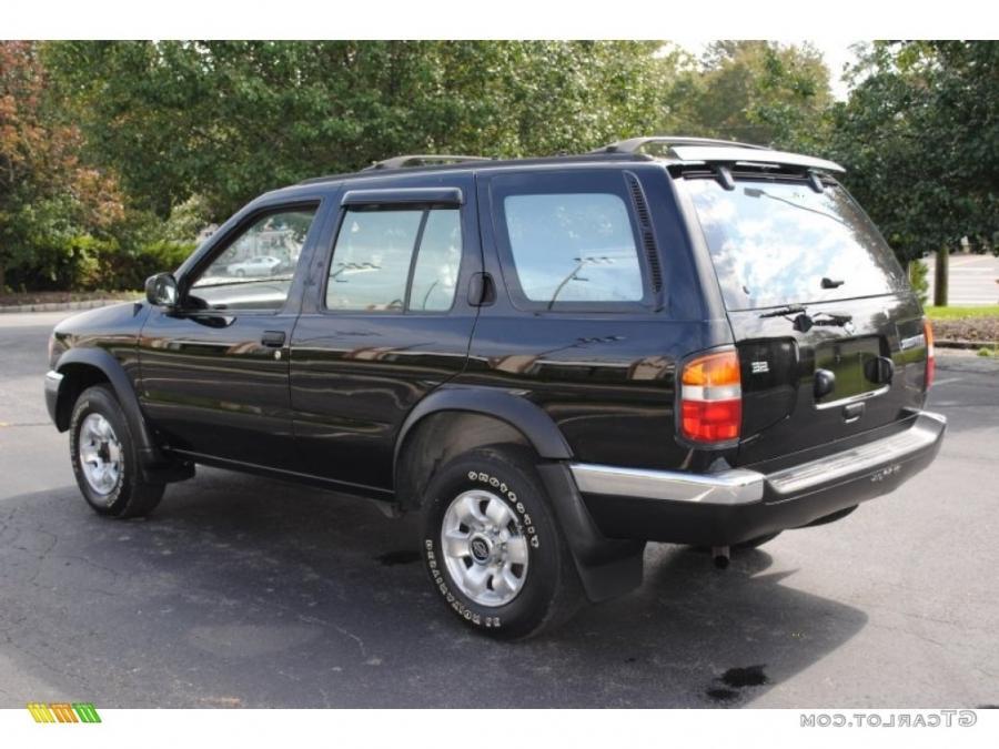 1997 Nissan Pathfinder Interior Photos