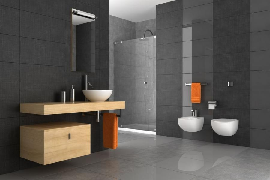 Designer bathrooms photos for Small bathroom renovations canberra