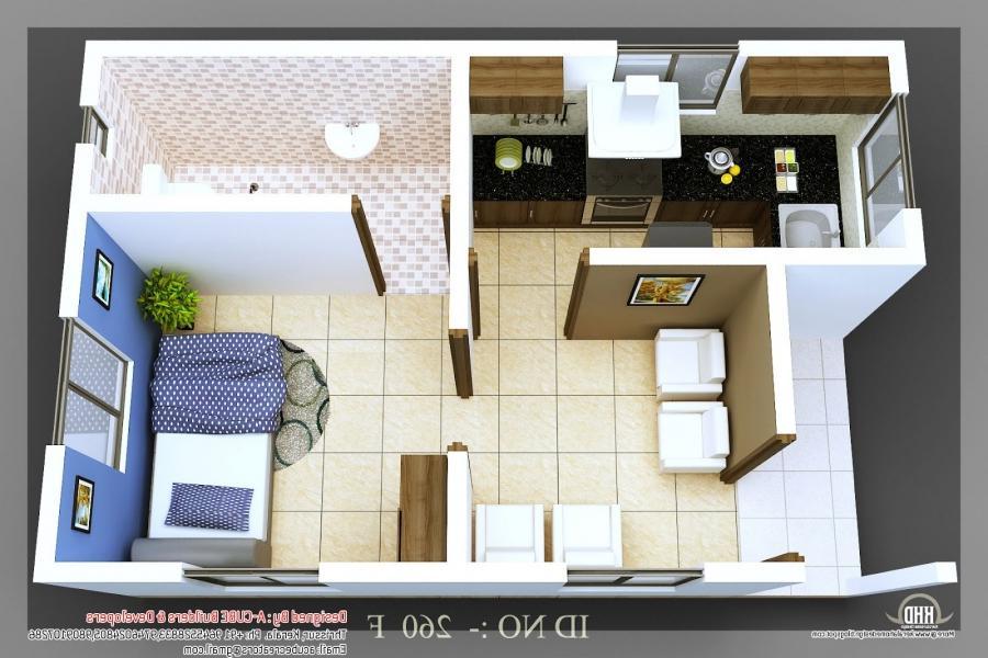 Small house designs photos for Small villa interior design photos