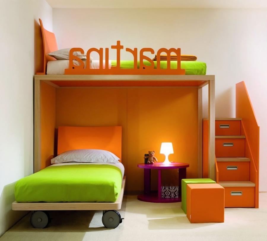 Детская спальня в хрущевке фото
