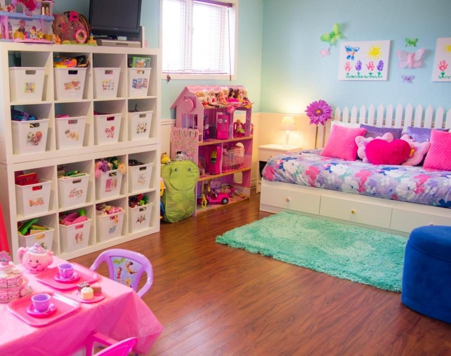 Playroom is a special place for every child. But very often they...