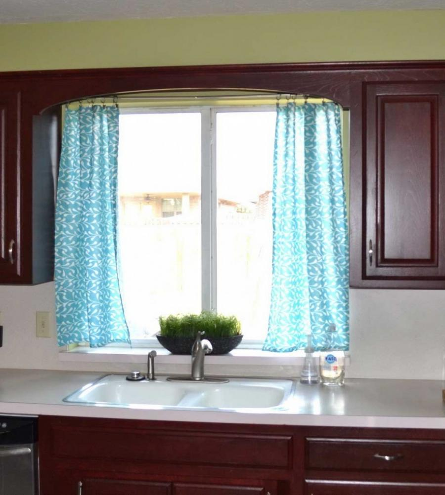 Kitchen Curtain Patterns Photos