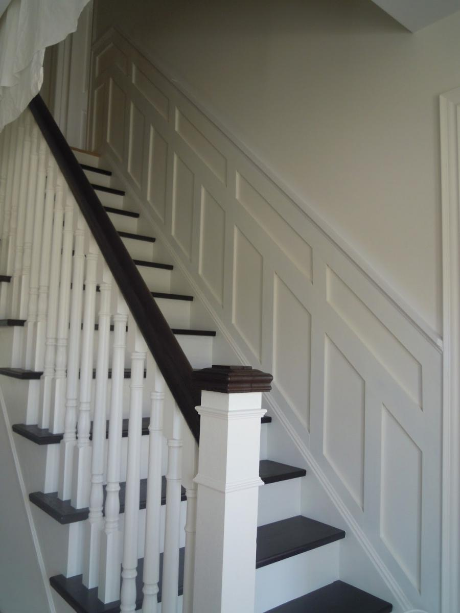 Stair Trim Molding Photos