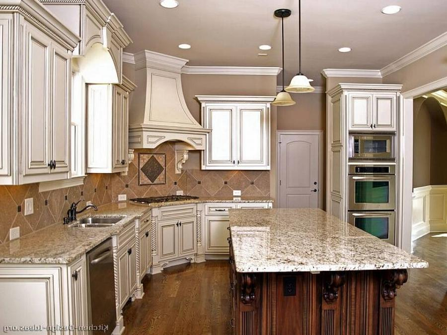 Dealing with Repainting Kitchen Cabinets: Painting Kitchen...
