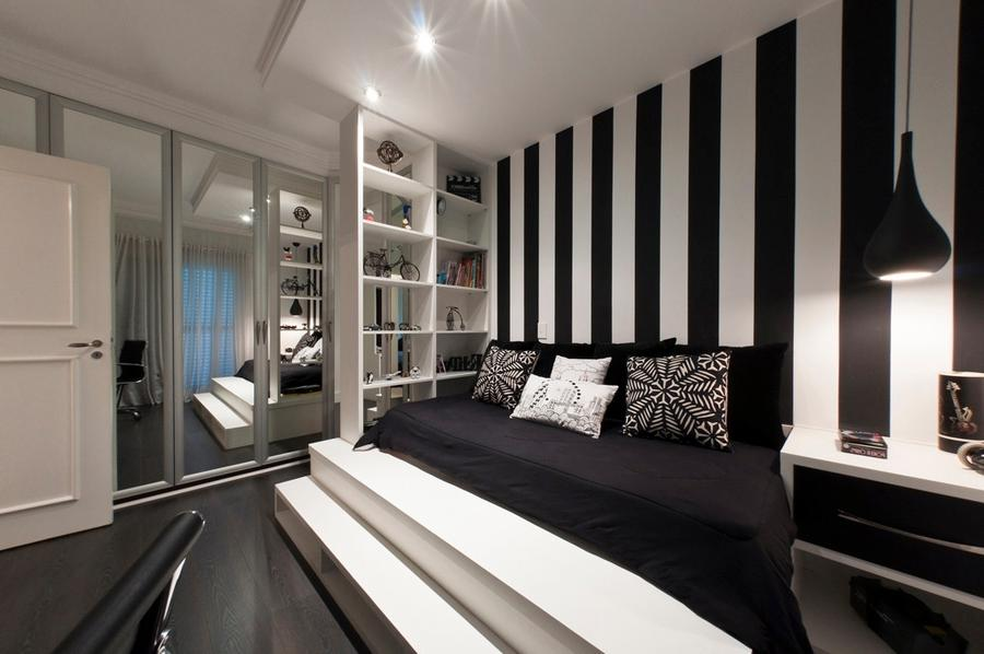 Fabulous Interior Photography By Favaro 6 black white bedroom:...
