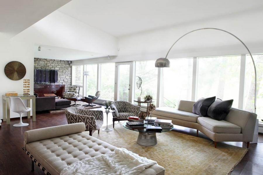 Cure Design Group - Interior Designers - Mid Century Modern...