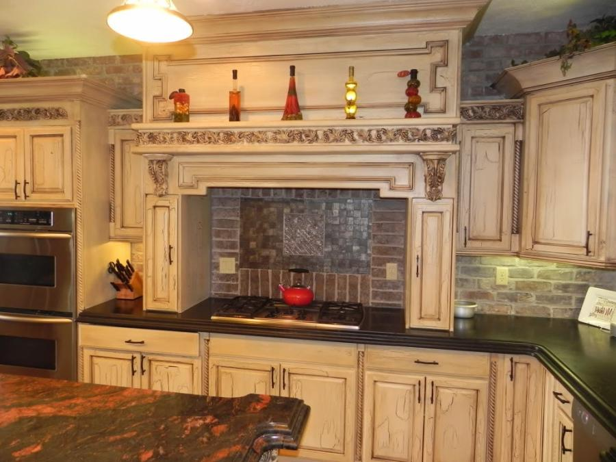 tuscan kitchen backsplash photos