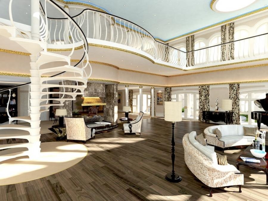 mukesh ambani new house interior photos