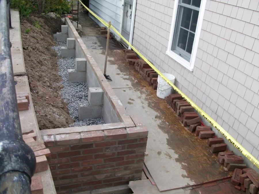 Brick Planter Designs Photos