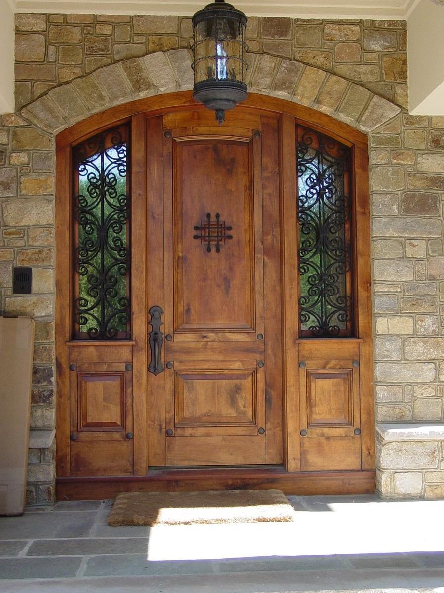 custom front entry door by new jersey hardwoods custommade source