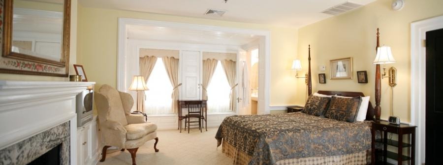 Luxury Hotel Rooms in Philadelphia