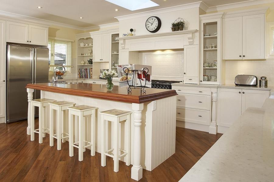 French kitchen designs photos for French kitchen design