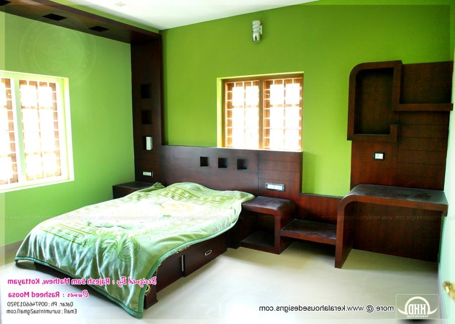 South Indian Bed Room Photos
