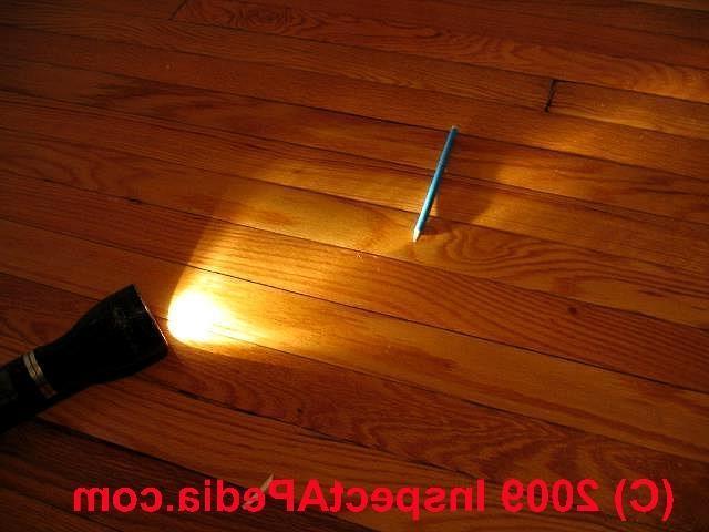 Hardwood Flooring Kitchen Buckled After Leak