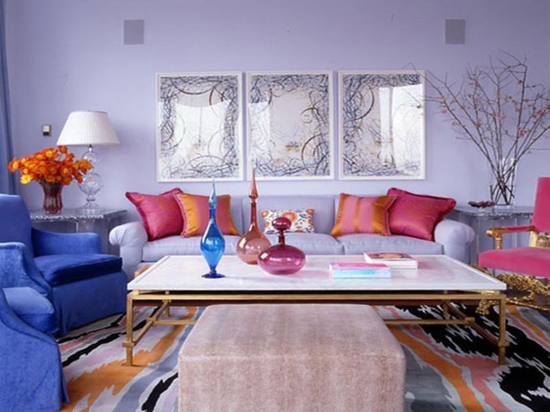 Color Interior Model Photo