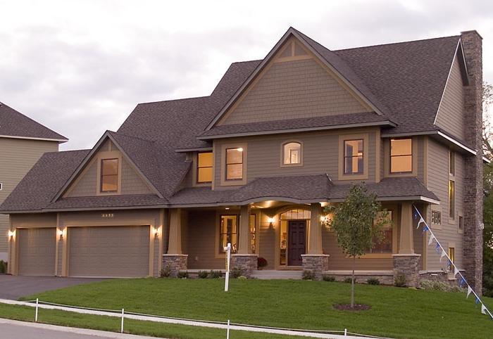 new craftsman house plans photos