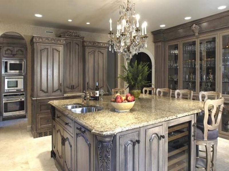 ... Luxury Kitchen Design Popular Luxurious Kitchen Decoration...