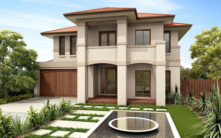 Modern european house plans photos for European home designs llc