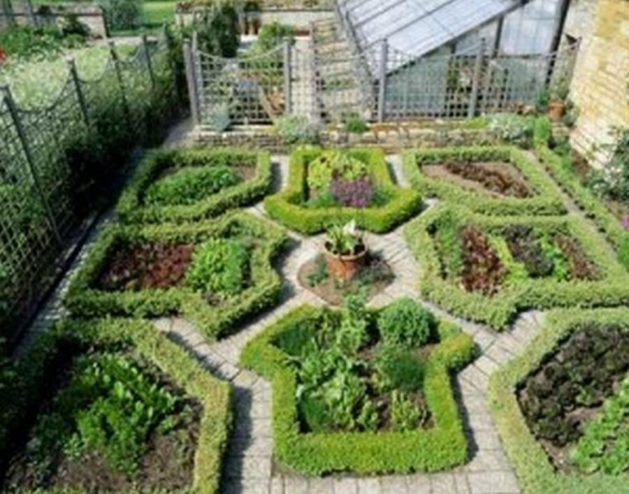 Photos of decorative vegetable gardens - Decorative vegetable garden ideas stylish green ...