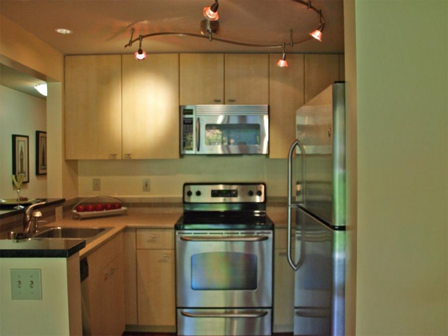 Condominium kitchen photos for Interior designs for condo units