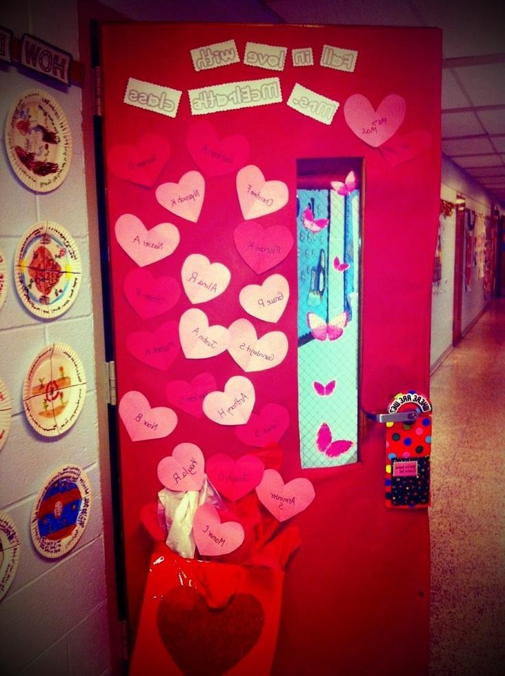 Valentine S Day Classroom Decoration Ideas ~ Photo classroom valentines