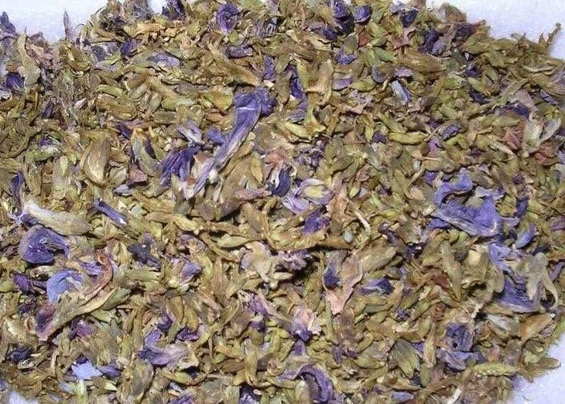 Flower of Kudzu Vine Tea Treat the Abuse of Alcohol, View flower...
