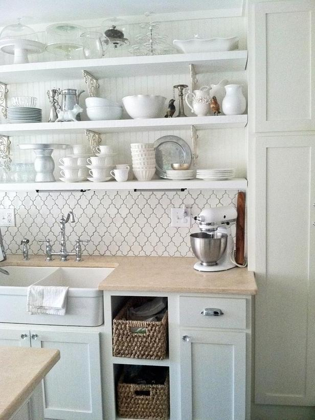 Photos of cottage kitchens