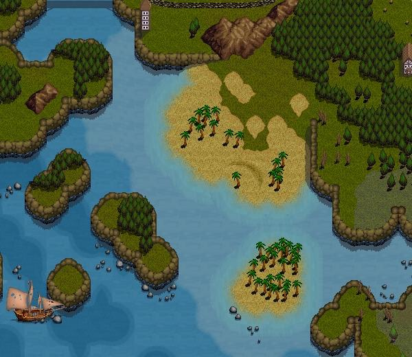 Rpg Maker Xp World Map Tileset - madestrongwind