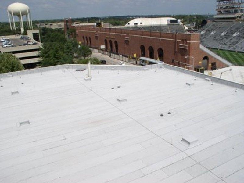 Modified Bitumen Roof Photos